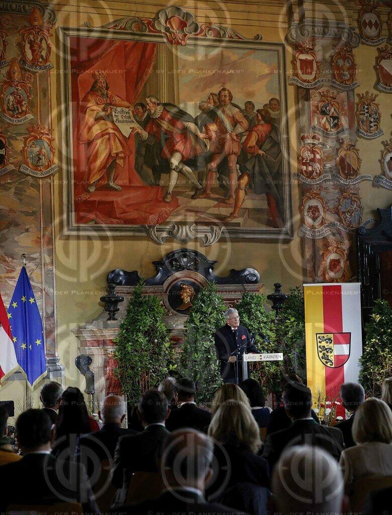Festakt zum 100-Jahr-Jubiläum der Kärntner Volksabstimmung