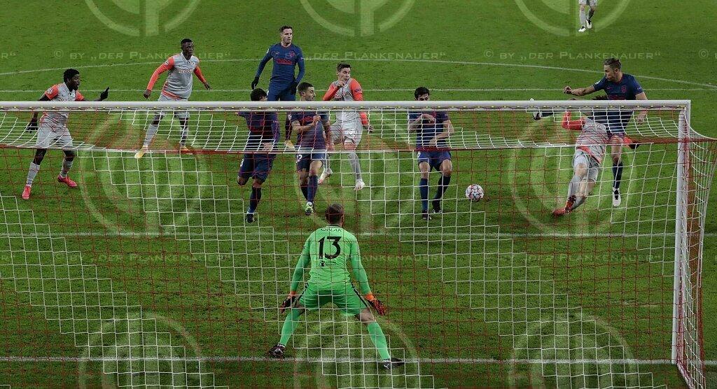 CL FC Red Bull Salzburg vs. Atletico Madrid (0:2),  09.12.2020