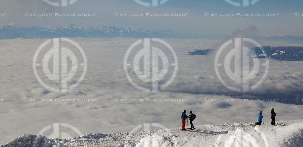 Schneeschuhwandern am 09.01.2021