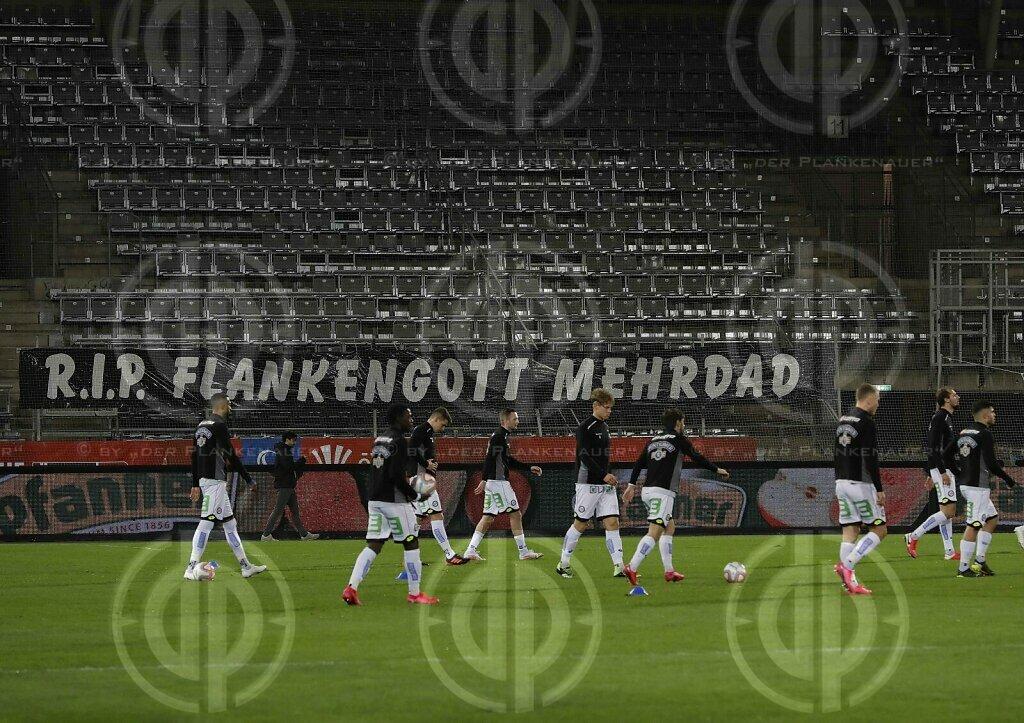 Cup SK Sturm vs. Vienna am 05.02.2021 (1:0)