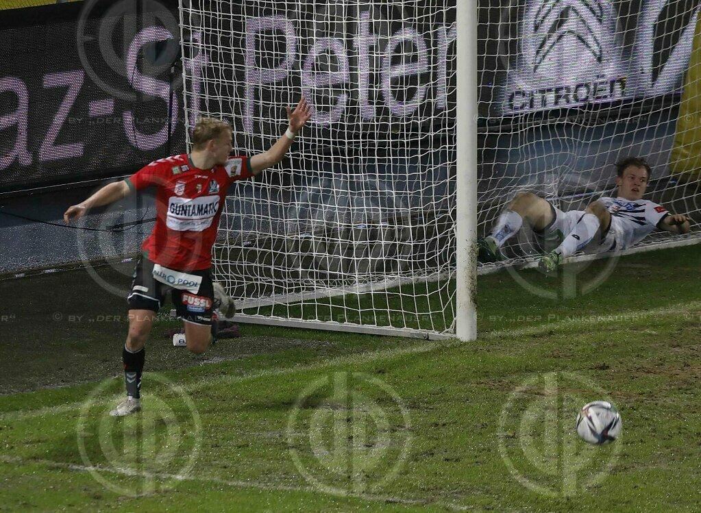 SK Sturm vs. SV Ried (N:N) am 09.02.2021