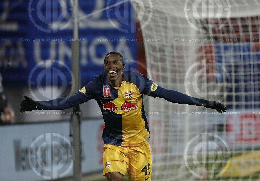 Cup SK Sturm vs. Red Bull Salzburg (0:4) am 03.03.2021