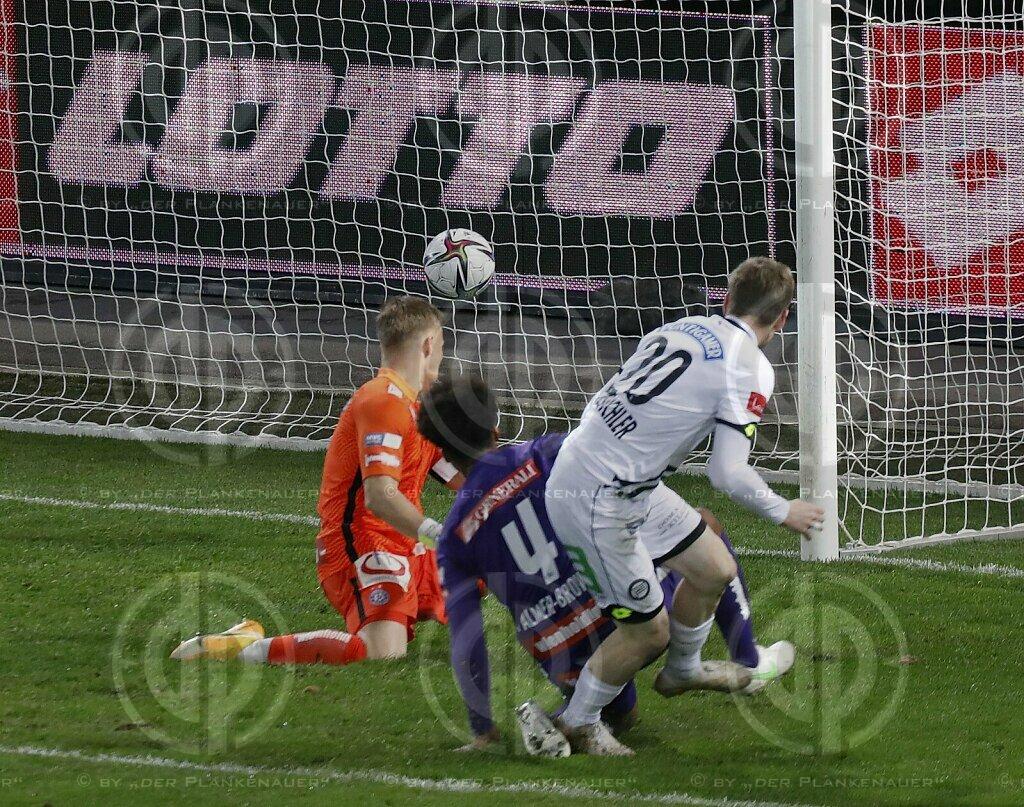 SK Sturm vs. FK Austria Wien (2:1) am 14.03.2021