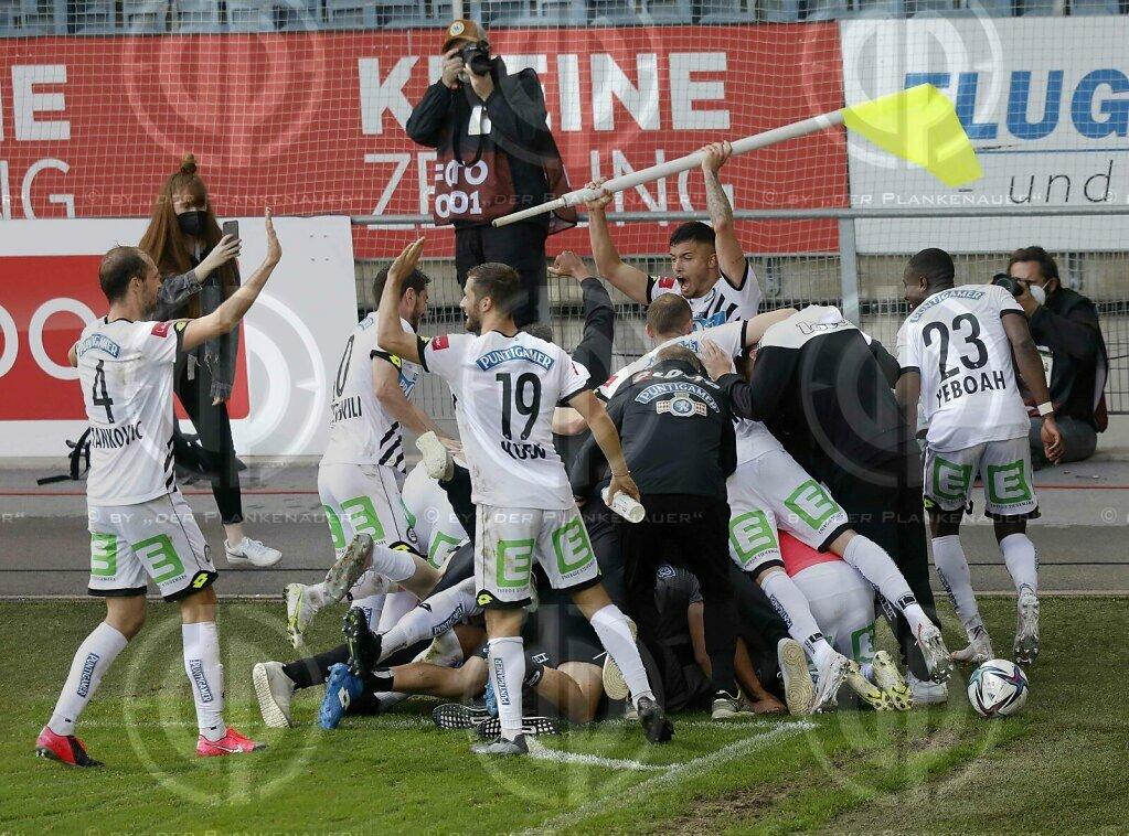 SK Sturm vs. SK Rapid (4:1) am 16.05.2021
