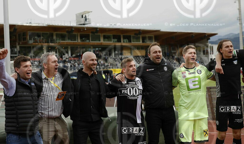 RZ WAC vs. SK Sturm (1:3) am 22.05.2021