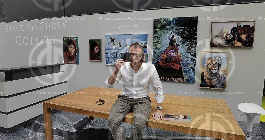 Ausstellung Steve MCCURRY in Graz am 17.06.2021