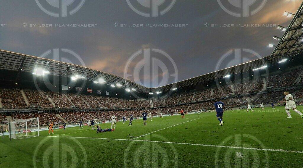 Real Madrid vs. AC Milan am 08.08.2021 (0:0)